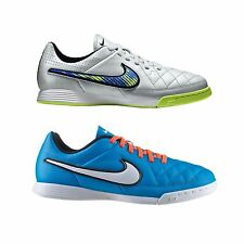 NIKE JR TIEMPO GENIO LEATHER IC 32-38 NEW 45€ football indoor mercurial superfly