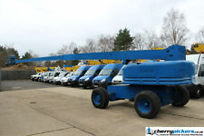 Genie S85 2WD Self Propelled Diesel Cherry Picker Access Platform - 28 Metre