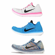Nike Free RN Flyknit GS Run Youth Womens / Kids Boys Girls Running Shoes Pick 1