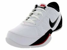 NIKE AIR RING LEADER LOW WHITE BLACK MENS BASKETBALL SHOES **FREE POST WORLDWIDE