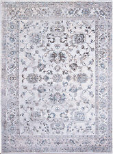 Rug Area Rugs Ivory Floral Traditional Area Rug Bordered Floral Oriental Carpet