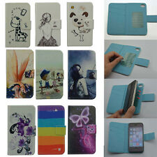 For ACER case Wallet Card LUXURY leather cartoon cute Cover
