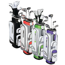 NEW Lady Callaway Solaire '16 Complete 8 Piece Golf Set Driver Wood Irons