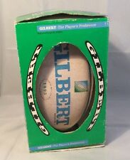 1995 Rugby World Cup Limited Edition Gilbert Rugby Match Size 5 Rugby Ball