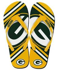 Flip flops Green Bay Packers NFL Football,Sandals,Toe shoes,Beach shoe