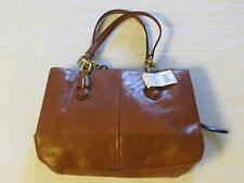 Coach Handbag Chelsea Walnut Leather Jayden Carryall Handbag F17811 NWT