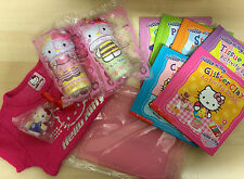 Hello Kitty & Friends Craft Club Activity Books, Blouse, Toy, Ornament Lot
