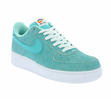 NEW NIKE Air Force 1 Yacht Club Low Shoes Men's Sneakers Basketball Turquoise