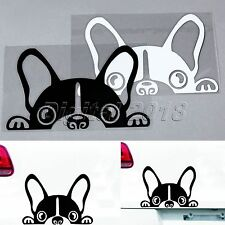 Creative Guardian Dog Reflective Vinyl Car Stickers For Car window Mirror Decor