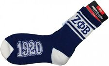 Zeta Phi Beta Divine 9 Ladies Socks
