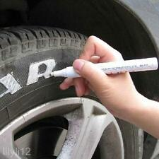 Universal 2Pcs Auto Car Motorcycle Tyre Rubber Paint Tire Pens Wheel Marker DIY