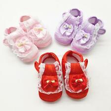 Newest Kids Baby Boots Girls Lace Soft Sole Crib Sneakers Shoes Toddler Shoes