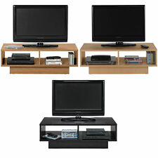 HOME Cubes Up to 32 Inch TV Entertainment Unit Stand - Oak / Beech / Black:Argos