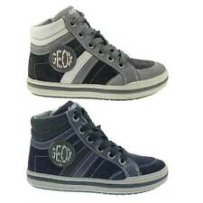GEOX Boys' Shoes Shoes ankle high Leather shoes Boys Children's Shoes new