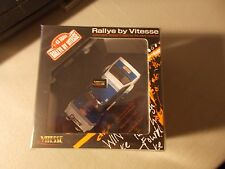 RALLYE BY VITESSE 1:43 FORD ESCORT RS1800 1981 RALLYE SANREMO #590/989 IN BOX
