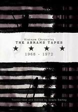 Vietnam Chronicles: The Abrams Tapes, 1968-1972 by Lewis Sorley Paperback Book (