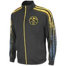Denver Nuggets NBA track jacket by Adidas new with tags NWT Nuggs large & XL