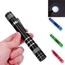 High Power 1200LM Torch Cree Q5 LED Tactical Flashlight AA Waterproof Lamp Light