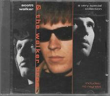 SCOTT WALKER & THE WALKER BROTHERS -A Very Special Collection- 16 track CD