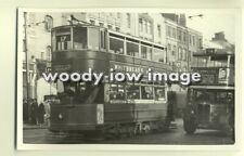 tm5176 - London Transport Tram no 1117 at Holloway - photograph