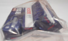 New Lot of 4 Bosch F8DC4 SPARK Plugs
