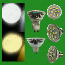 12x 3W Epistar SMD 5050 LED Spot Light Bulbs Cool Daylight or Warm White Lamps