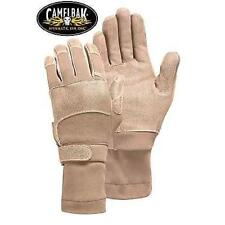 Camelbak Genuine Issue Nomex / Kevlar Max Grip NT DFAR Gloves, Tan - Made in USA