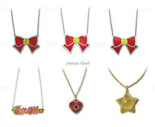 Sailor Moon Official Genuine Cosplay Anime Necklace *NEW*