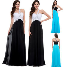Long Evening Gown Online Bridesmaid Formal Party Ball Gown Prom Wedding Dresses