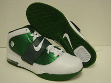 NEW Mens NIKE Lebron Zoom Soldier IV TB 407630 107 White Green Sneakers Shoes