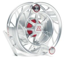 Hatch 11 + Plus Finatic Fly Reel, free overnight shipping in USA*, VAT Allowance