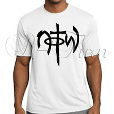 NOTW Christian Not Of this World  Faith Prayer Religious Jesus Church T- SHIRT