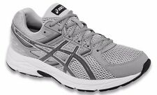 ASICS GEL CONTEND 3 GREY TITANIUM BLACK MENS RUNNING SHOES **FREE POST AUSTRALIA