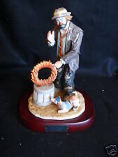 Emmett Kelly Jr. Figurine - Ready Set Go PRICE REDUCED!