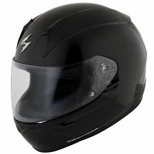 Scorpion EXO-R410 Full Face Helmet Gloss Black Free Size Exchanges