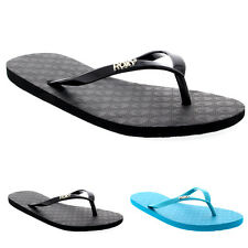 Womens Roxy Viva II Summer Beach Rubber Thong Holiday Sandal Flip Flops UK 3.5-8