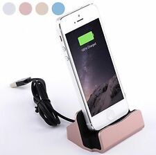 Charge + Sync Dock Lightning Cable Docking Station for iPhone6 6s/iphone5/touch5