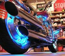 Motorcycle LED Neon Kit, Cruiser, 72 Super Bright LEDs, w/Remote, Select Color