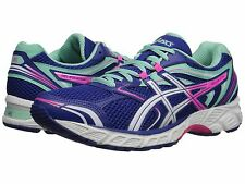 ASICS GEL EQUATION 8 BLUE PINK WOMENS RUNNING SHOES **FREE POST AUSTRALIA