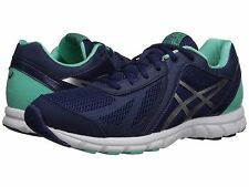 ASICS GEL FREQUENCY 3 NAVY SILVER BERMUDA WOMENS SHOES **FREE POST AUSTRALIA