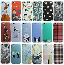 NEW Animal Pattern Style Slim PC Plastic Back Phone Case Cover Skin for iPhone