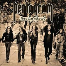 First Daze Here Too - Pentagram New & Sealed Compact Disc Free Shipping