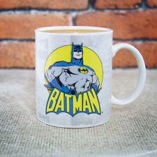Official Retro Batman Mug with Logo in Gift Box DC Comics