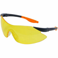 Zodiac Cycling Amber Lens Safety Glasses / Sunglasses. Road Bike, MTB, Hybrid