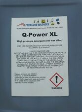 5lt Q-Power Xl Tfr Traffic Film Remover With Added Wax Shine