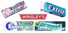 Wrigleys Extra, Extreme SugerFree Gum 10pcs ~ Choose Your Flavour