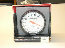 "Stewart Warner 5"" Maximum Performance Series Tachometer P/N 701-2304 NEW"