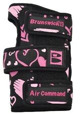 Brunswick Air Command Bowling Glove Hearts All Over Right Handed