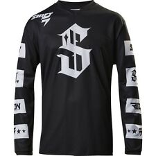 Shift Racing 2017 Mens Recon Checkers Jersey MX Motocross Offroad 17216