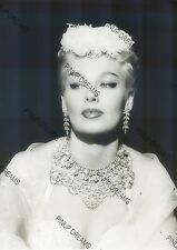 Lili St Cyr Cult Pin-up Burlesque Queen and Movie Star Photograph Photo re-print